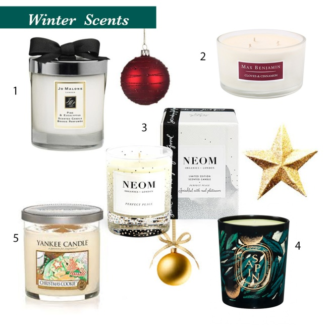 Winter Scents